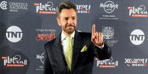 El actor mexicano Eugenio Derbez conducirá la V edición de los PLATINO