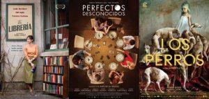 Aspirantes al Premio PLATINO al Mejor Cartel Cinematográfico