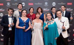 Los Premios PLATINO coronan a Una mujer fantástica con cinco estatuillas