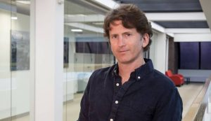 Gamelab 2018: Premio Leyenda, Todd Howard