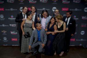 Ganadores de la VI Edición de los Premios PLATINO