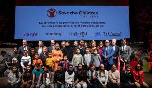 Gala de entrega de los premios Save the Children