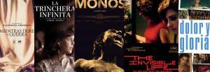 Candidaturas de la VII edición de los Premios PLATINO
