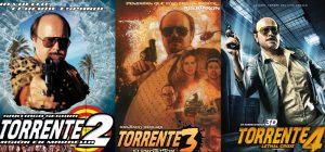 FlixOlé reúne la saga Torrente al completo