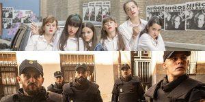 Las niñas y Antidisturbios mejores producciones en los 26 Premios Forqué